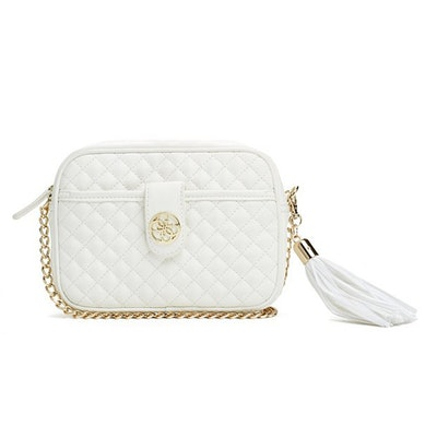 Classic Quilted Mini Cross-Body