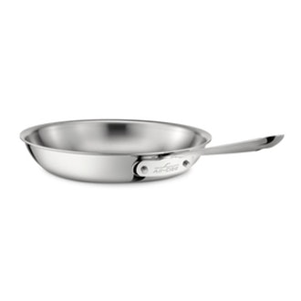 All-Clad 4112 Stainless Steel Tri-Ply Bonded Dishwasher Safe Fry Pan
