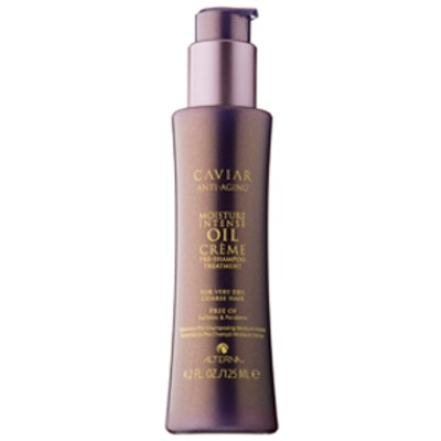 Moisture Intense Oil Crème Pre-Shampoo Treatment
