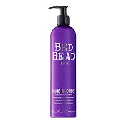 Dumb Blonde Violet Toning Shampoo