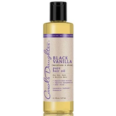 Black Vanilla Moisture & Pure Hair Oil