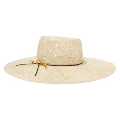 Delilah Straw Hat