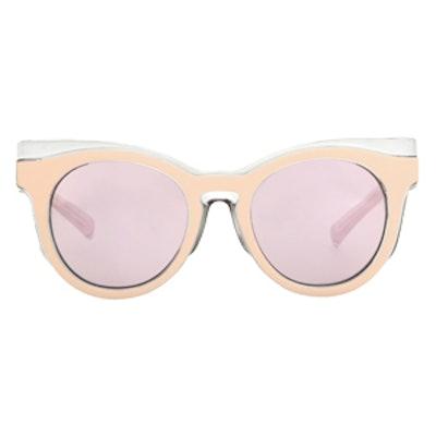 Edition Three Mirrored Sunglasses