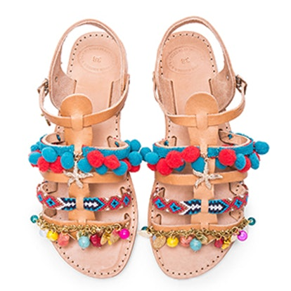 Maude Leather Sandals
