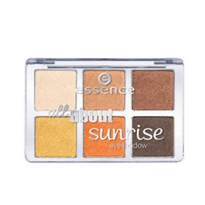 All About Sunrise Eyeshadow
