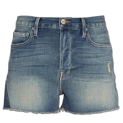 Le Original Denim Shorts