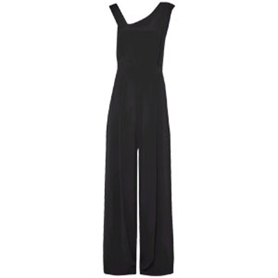 Emma Crepe Asymmetric All-In-One