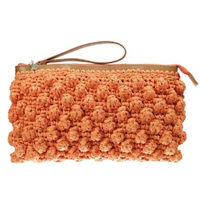Handbag Clutch Raffia