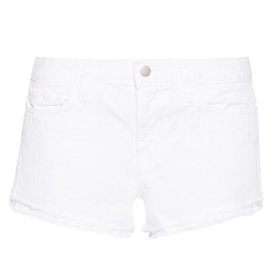 Sachi Stretch Denim Shorts