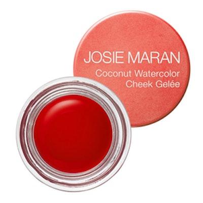 Josie Maran Coconut Watercolor Cheek Gelée in Pink Escape