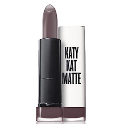 CoverGirl Katy Kat Matte Lipstick in Maroon Meow