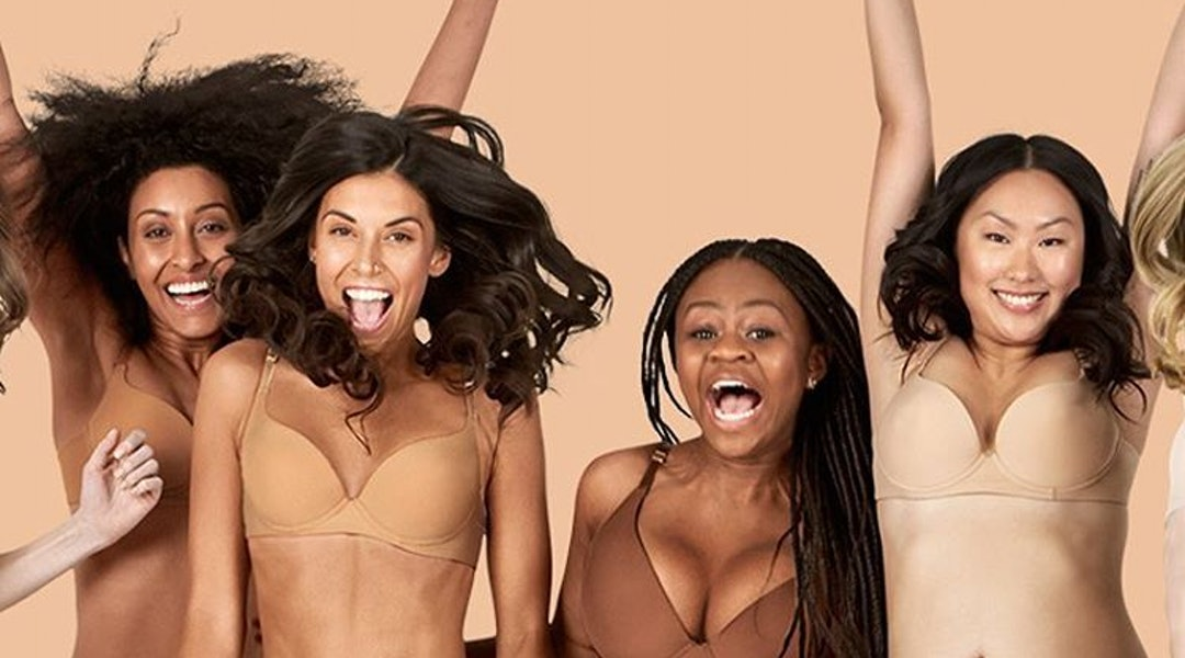 """702e2ec17a 3 Brands We Love That Are Embracing The Diversity Of """"Nude"""""""