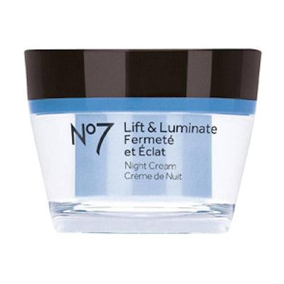Lift & Luminate Night Cream