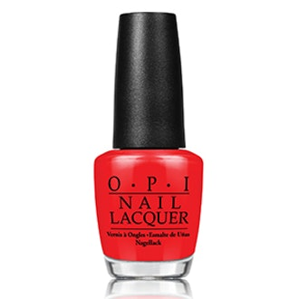 OPI Big Apple Red Lacquer