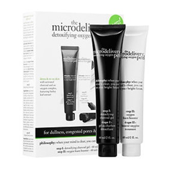 The Microdelivery Detoxifying Oxygen Peel