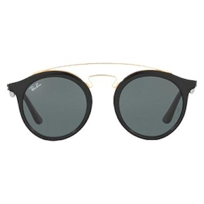 Round Gatsby Sunglasses