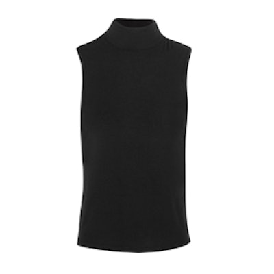 Wendel Stretch Jersey Turtleneck Top