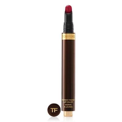 Patent Finish Lip Color