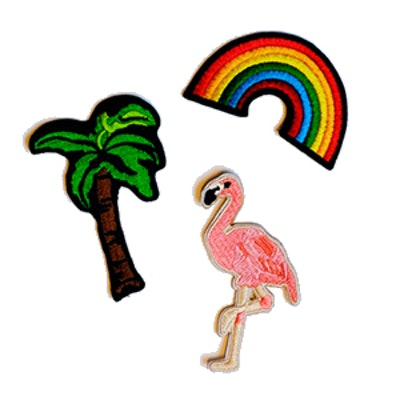 Limited Edition Patch Set Vacation Forever