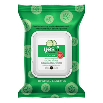 Yes To Face Cleanser Towelettes