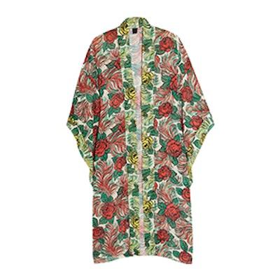 Rosa Mexicana Kimono