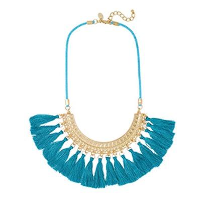 Amara Tassel Necklace