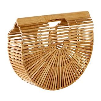 Gaias Ark Bamboo Handbag