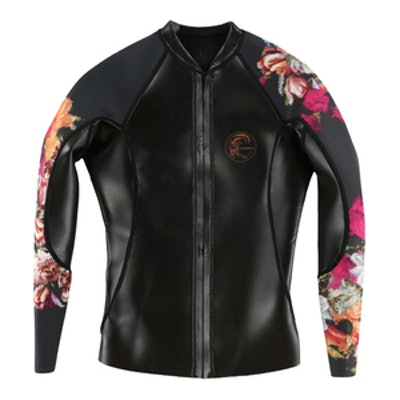 Tathra Full-Zip Wetsuit Top