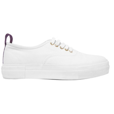 Mother Canvas Sneakers