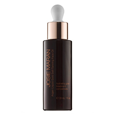 Argan Liquid Gold Self-Tanning Face Oil
