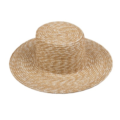 The Tuscany Straw Hat