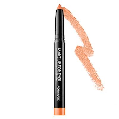 Aqua Matic Eye Shadow Pencil in Diamond Peach