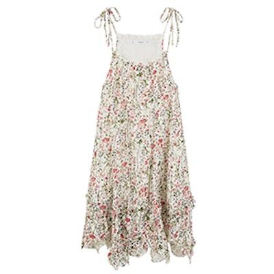 Blond Strap Dress