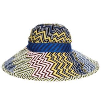 Chevron Knit Hat