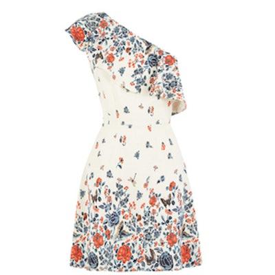 V&A One Shoulder Dress