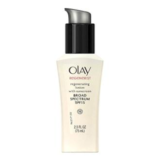 Olay Regenerating Face Moisturizer With SPF 15