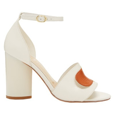 Samata Two Tone Sandals