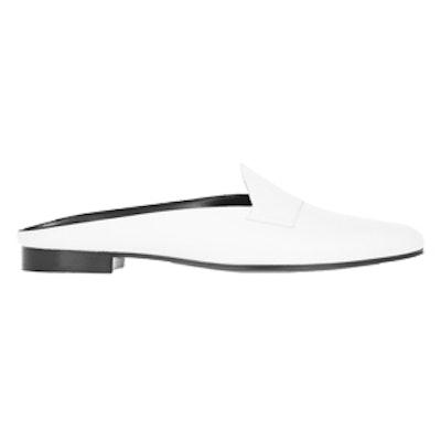 Jacno Leather Slippers