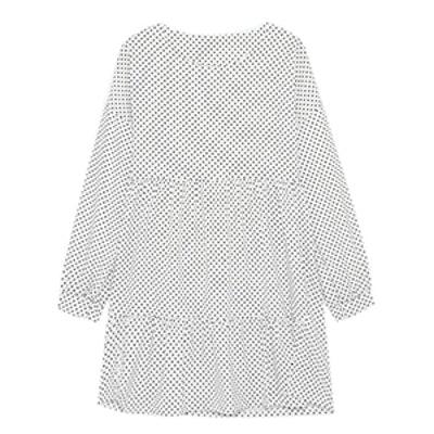 Bettie Polka Dot Babydoll Dress