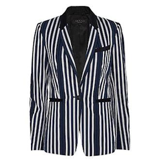 Windsor Striped Blazer