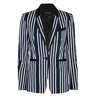 Windsor Striped Blazer