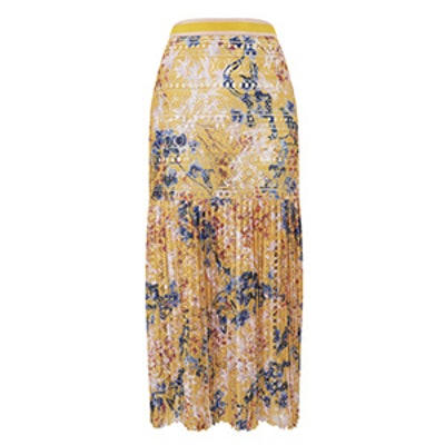 Diana-C Lace Skirt