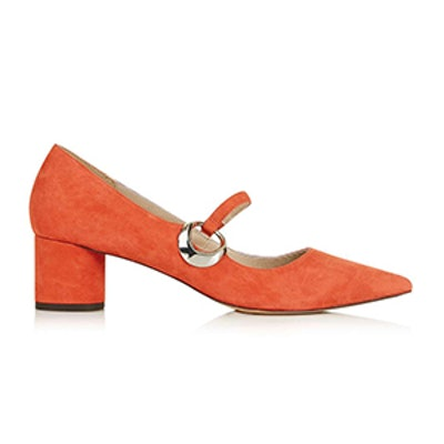 Jinx Suede Mary Janes
