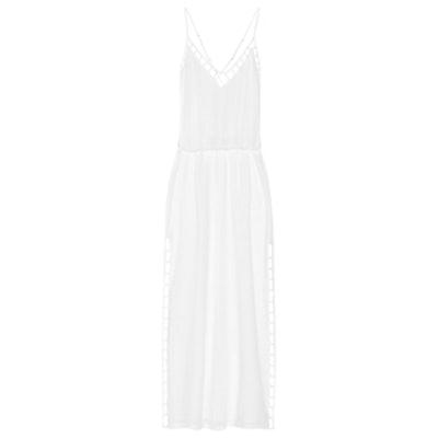 Lud Voile Maxi Dress