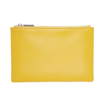 Leather Small Clutch