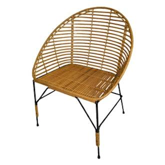 Linear Weave Lounge Chair