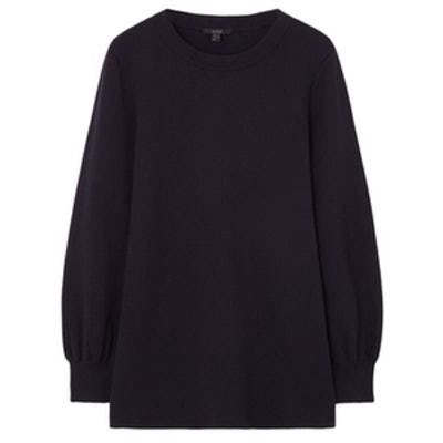 Rounded Sleeve Milano Jumper
