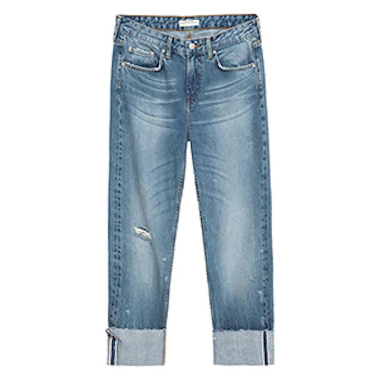 Boyfit Selvedge Jeans