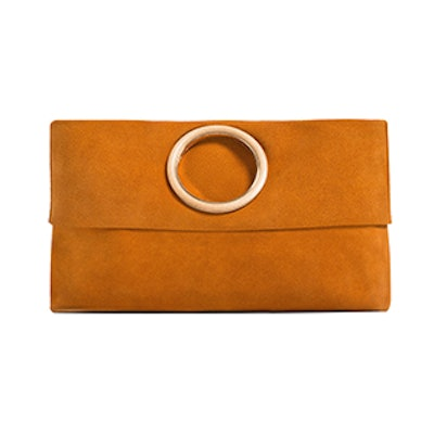 Convertible Leather Cross Body Bag