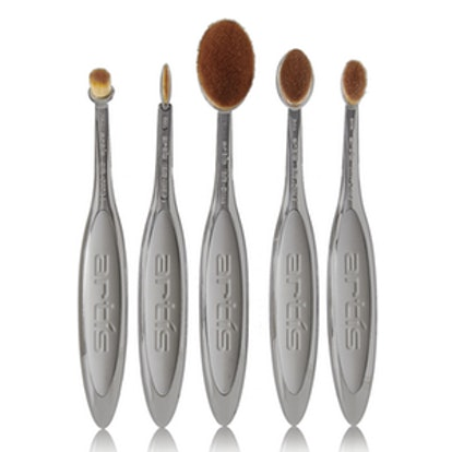 Elite Smoke 5 Brush Set